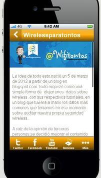 Wirelessparatontos poster