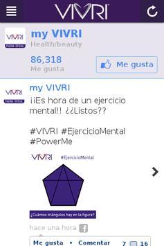 VIVRI™ screenshot 1