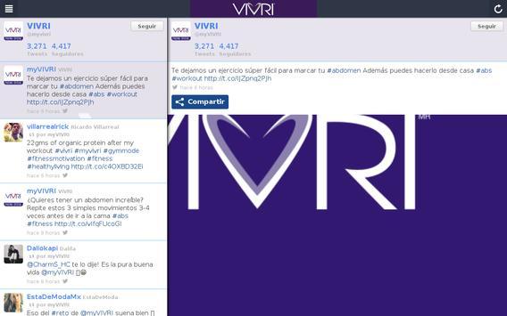 VIVRI™ screenshot 2