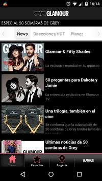 Glamour. Especial 50 sombras poster