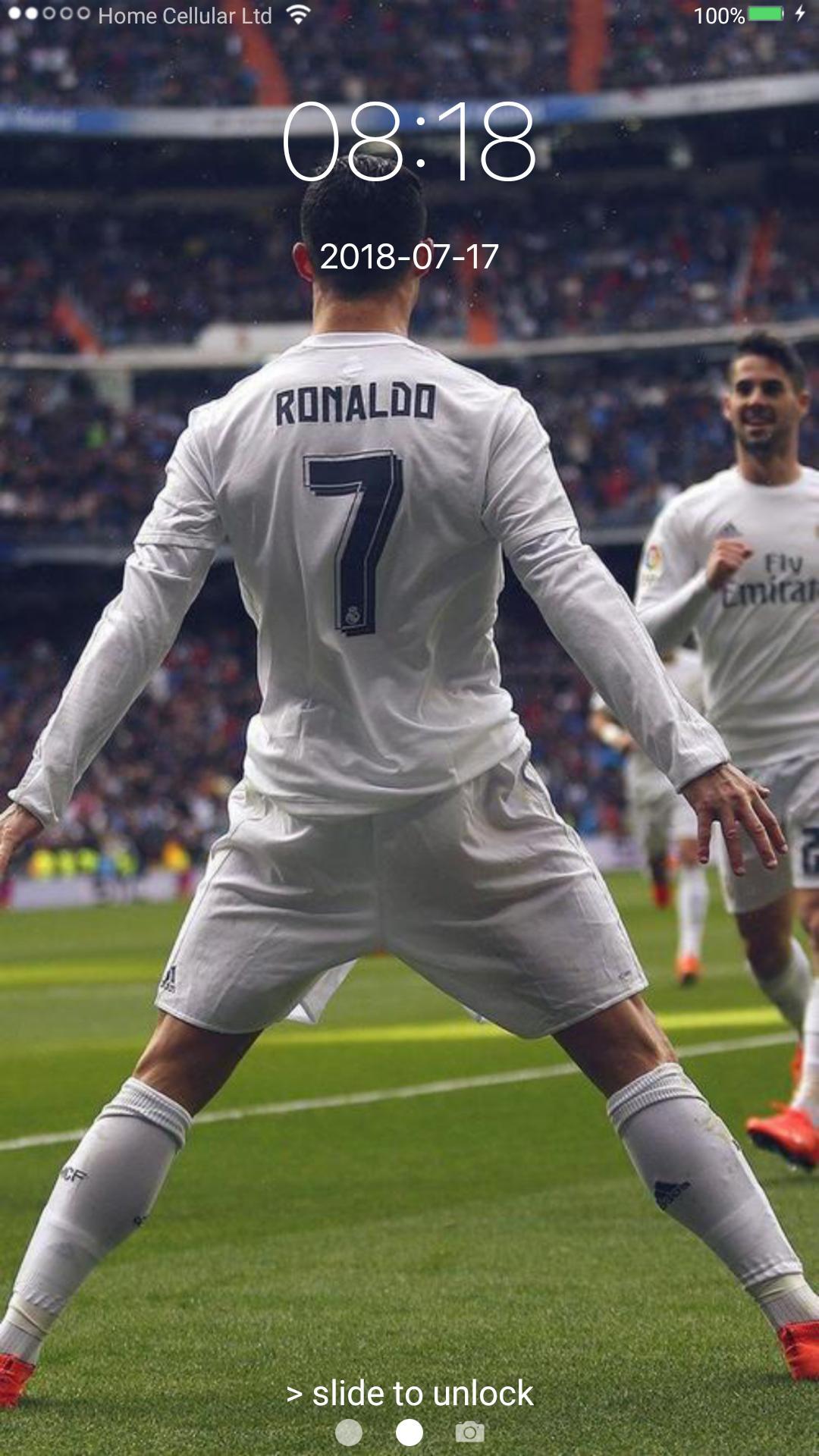 Cristiano Ronaldo Lock Screen Hd 2018 For Android Apk Download