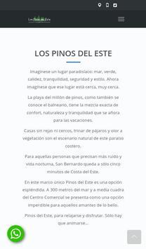 Los Pinos del Este screenshot 1