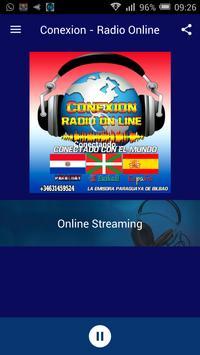 Conexion - Radio Online Bilbao apk screenshot