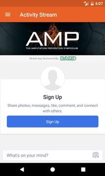 AMP Symposium 2017 screenshot 1