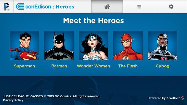 Con Edison Heroes screenshot 1