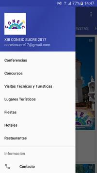CONEIC SUCRE 2017 poster