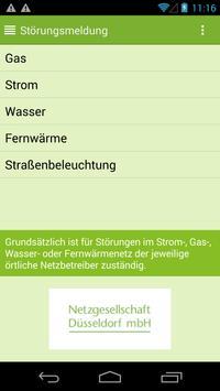 Stadtwerke Düsseldorf apk screenshot