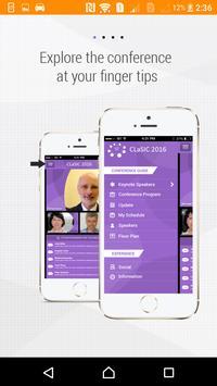 CLaSIC 2016 screenshot 1