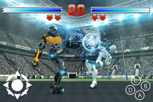 Robot Ring Battle apk screenshot