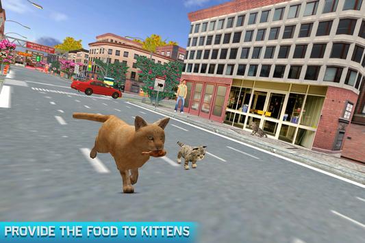 Ultimate Stray Cat Simulator apk screenshot
