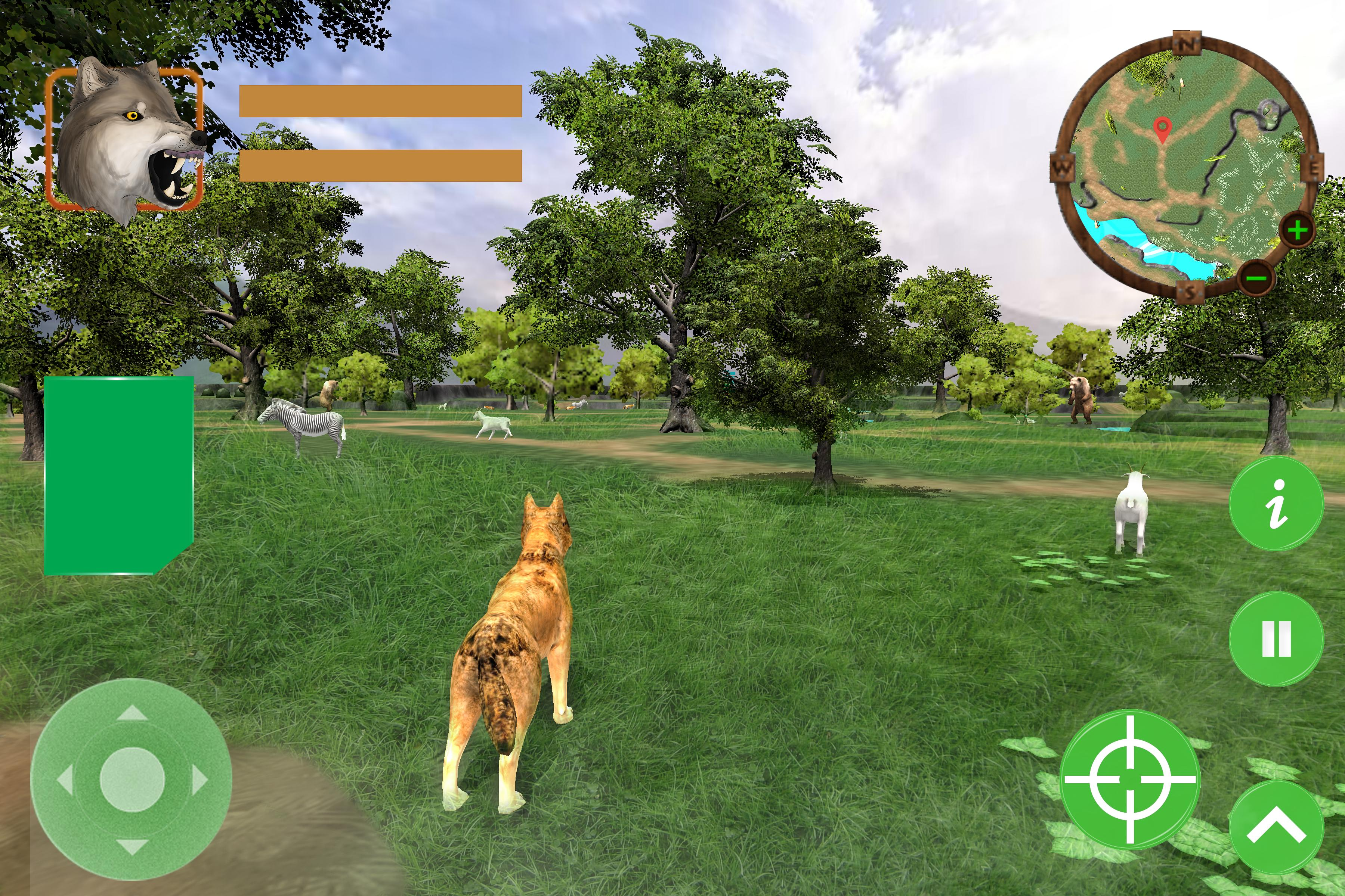 Wolf Quest: Wild Animal Life 3