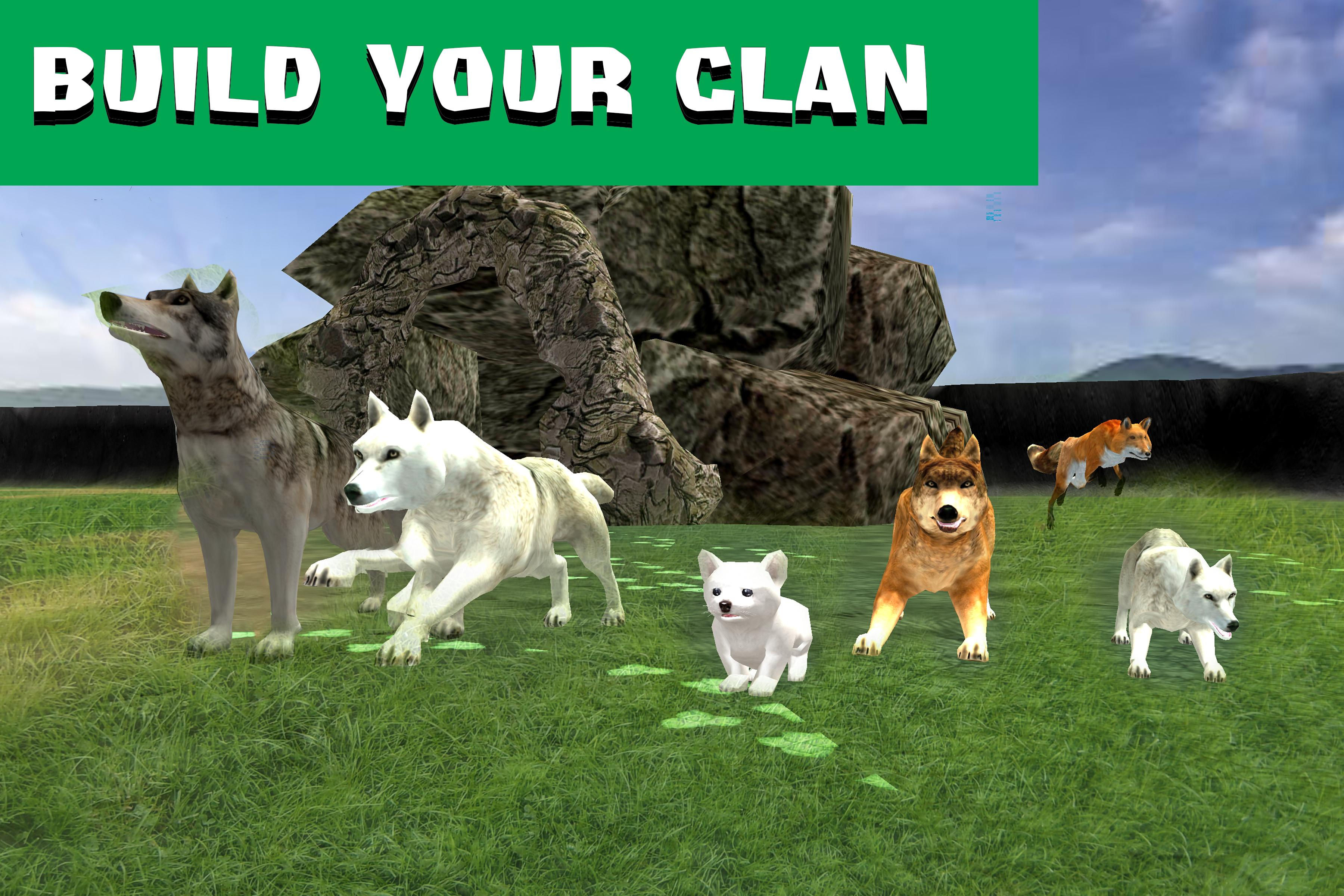 Wolf Quest: Wild Animal Life 2