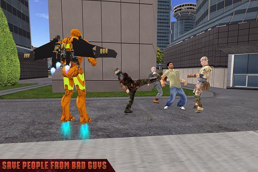 JetPack Iron Hero: City Legend apk screenshot
