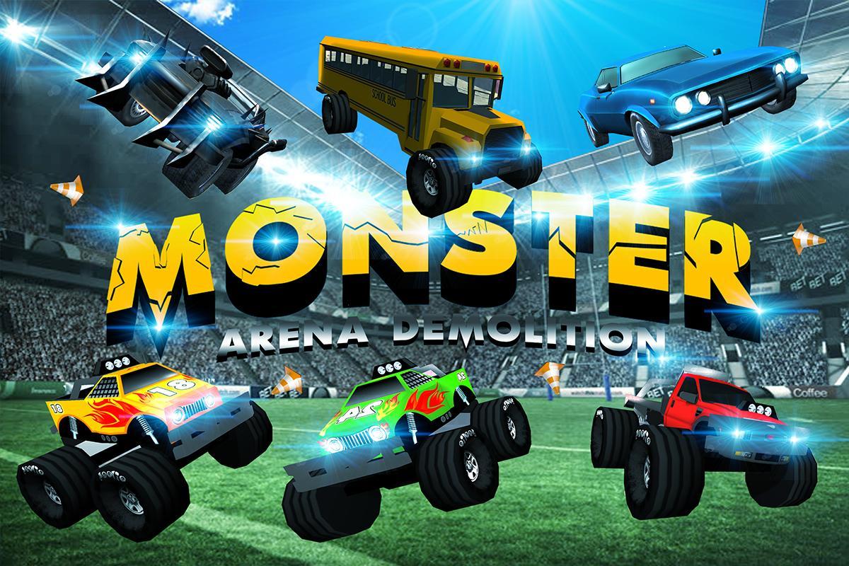 Derby Monster Car Destruction Apk Download Free Racing Game For