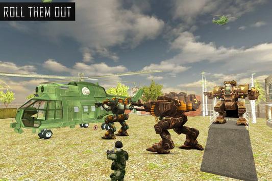 Robot Transport Truck Sim screenshot 9