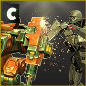 Robot Mechanic Simulator icon