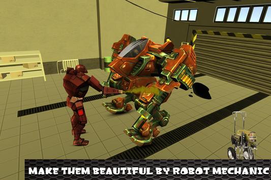 Robot Mechanic Simulator screenshot 1