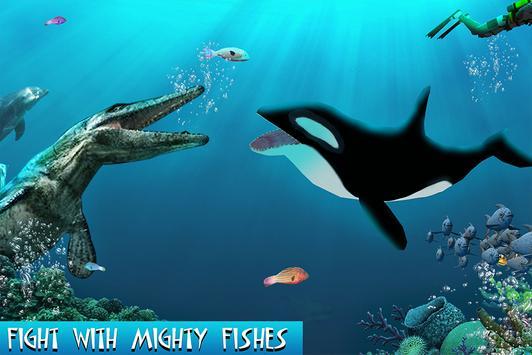 Sea Monster Megalodon City apk screenshot