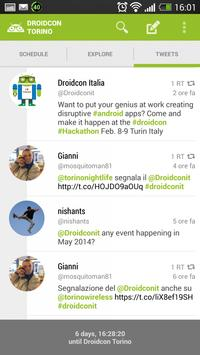 Droidcon Italy 2014 Turin screenshot 2