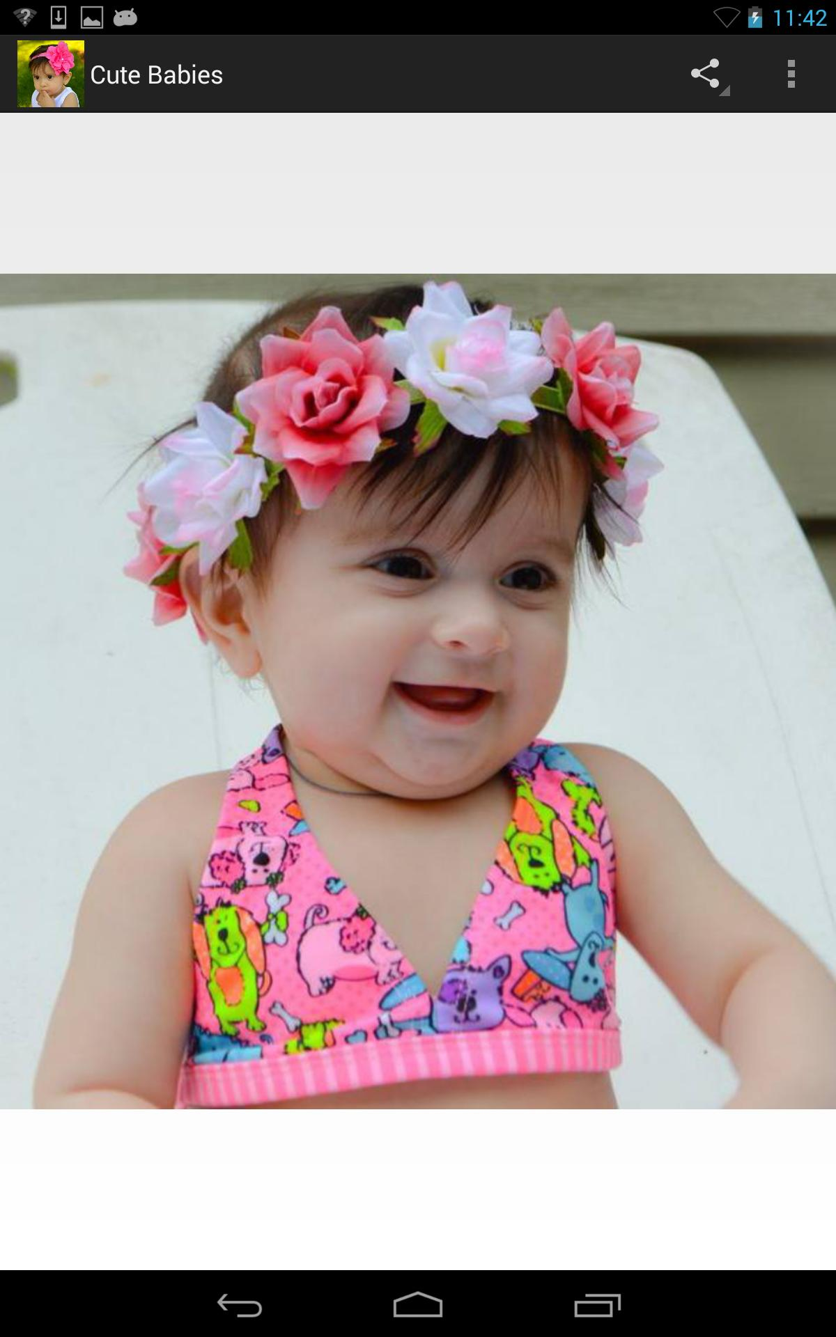 Cute baby wallpaper gallery poster