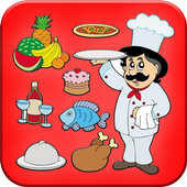 Cooking, Culinary recipe icon