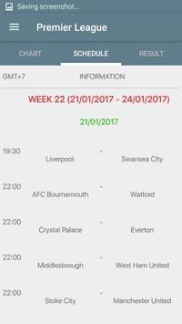 Football Information apk screenshot