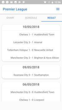 Football Information screenshot 1