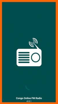 Congo Online FM Radio poster