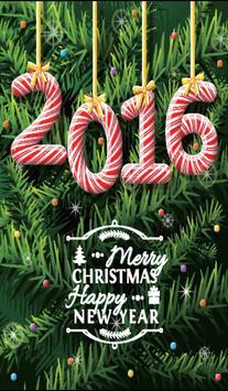 Поздравления на Новый Год 2016 poster