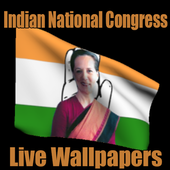 Congress Party Live Wallpapers icon