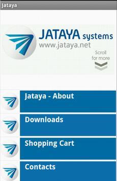 Jataya Systems poster