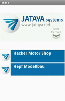 Jataya Systems apk screenshot