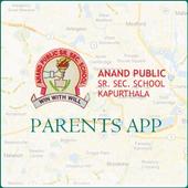 Anand Public School ParentsApp icon