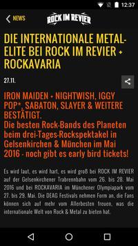 Rock im Revier apk screenshot