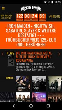 Rock im Revier poster