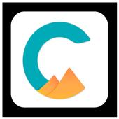 ConquerIt Travel app icon