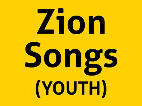 Youth English Songs Hebron poster