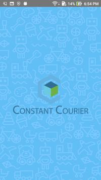 Constant Courier poster