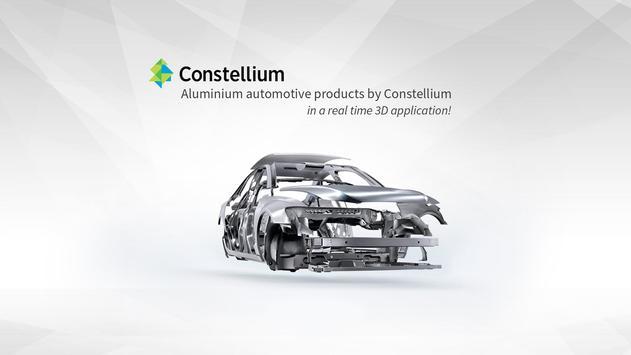 Constellium automotive poster