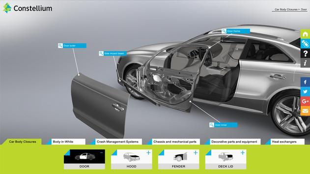 Constellium automotive screenshot 9