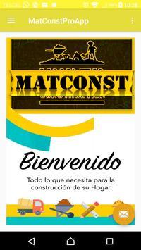 MatConst 1.0 poster