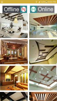 Gypsum Ceiling Design screenshot 2