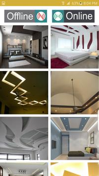 Gypsum Ceiling Design screenshot 3