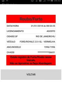 Consulta Placas screenshot 1