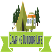 Camping Outdoor Life icon
