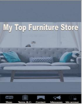 My Top Furniture Store poster
