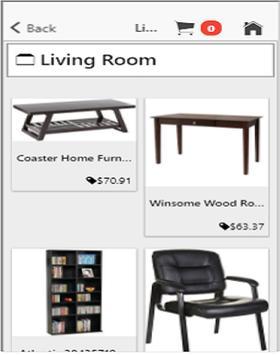 My Top Furniture Store apk screenshot