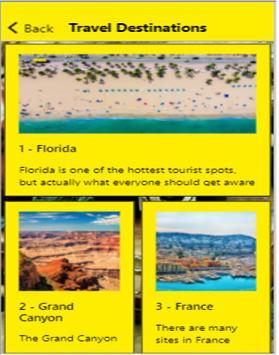 Travel Lovers Life screenshot 3