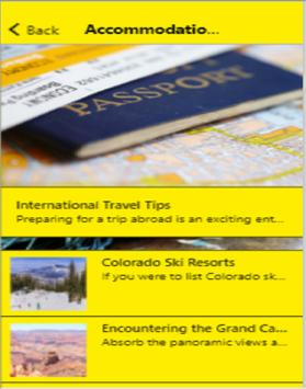 Travel Lovers Life screenshot 1