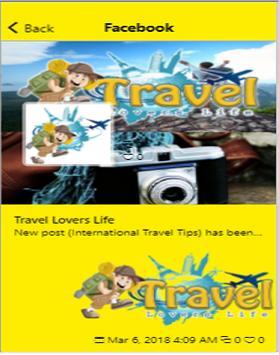 Travel Lovers Life screenshot 5